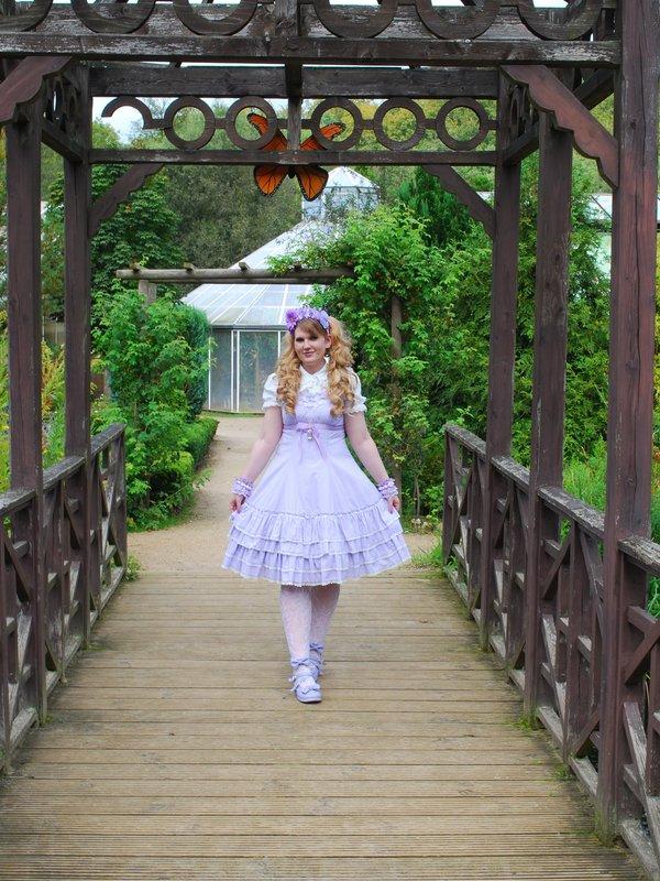Raiの「Lolita」をテーマにしたコーディネート(2018/05/02)