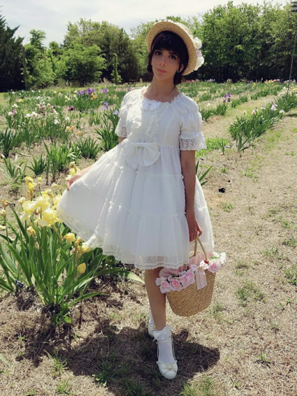 是Eugenia Salinas以「Sweet lolita」为主题投稿的照片(2018/05/02)