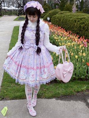 Pixy's 「Lolita」themed photo (2018/05/02)