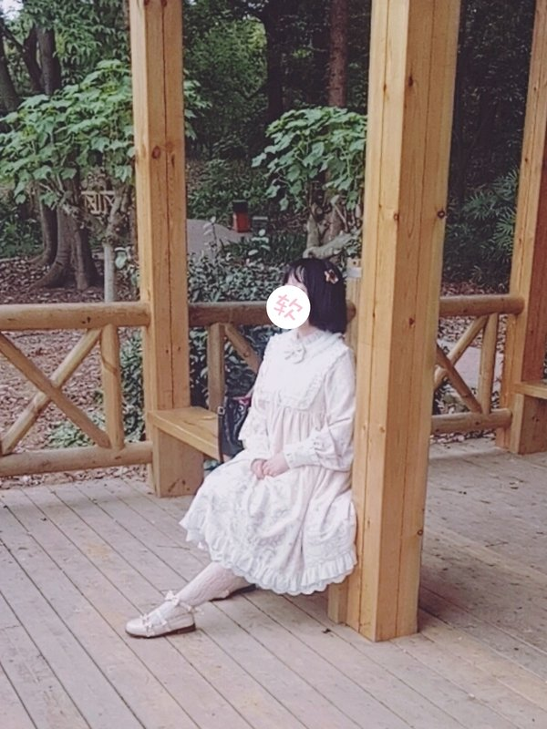 樱木爱梨's 「Lolita」themed photo (2018/05/02)