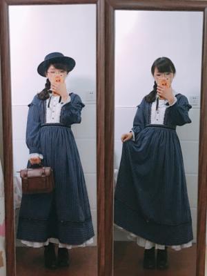 是兔团子以「Classic Lolita」为主题投稿的照片(2018/05/02)