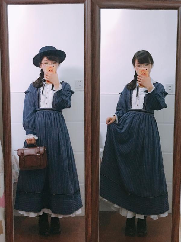 兔团子の「Classic Lolita」をテーマにしたコーディネート(2018/05/02)