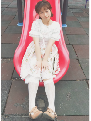 奶冻糕の「harajuku-coordinate-contest-2018」をテーマにしたコーディネート(2018/05/02)
