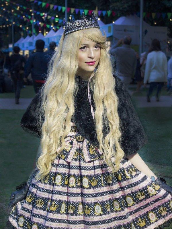 是CottonCandyGray以「Lolita」为主题投稿的照片(2018/05/03)