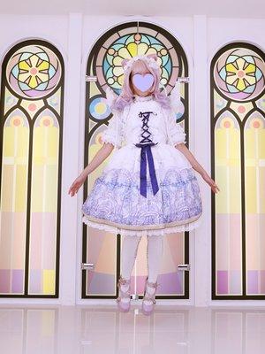 紫茗芙の「AP Luminous Sanctuary」をテーマにしたファッションです。(2017/01/02)