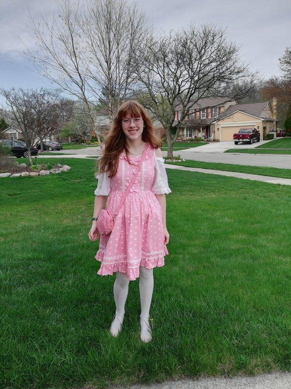 是Emy以「Lolita」为主题投稿的照片(2018/05/05)