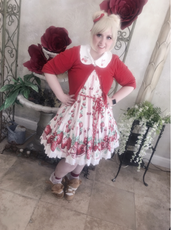 是Lulu Couture 以「Lolita fashion」为主题投稿的照片(2018/05/05)