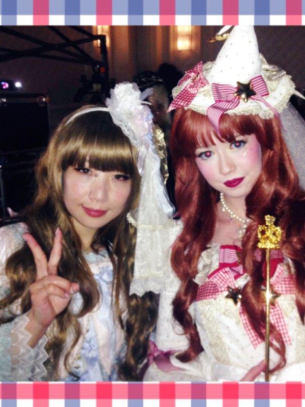 Fair Dollの「ロリータ」をテーマにしたコーディネート(2017/01/03)