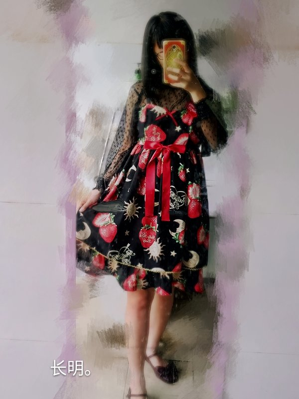 -长明-'s 「Lolita」themed photo (2018/05/06)