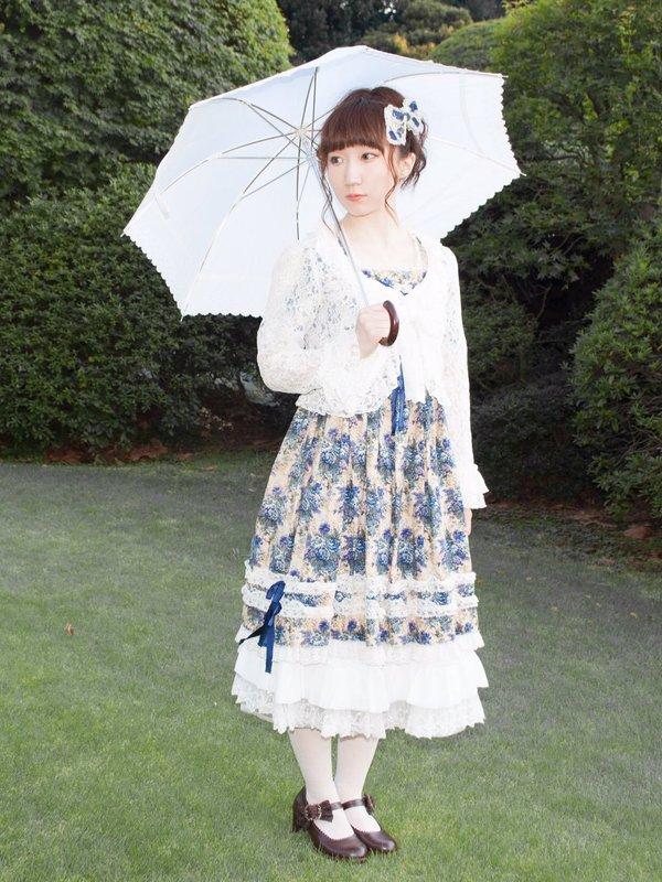 Riewoの「Lolita」をテーマにしたコーディネート(2018/05/06)