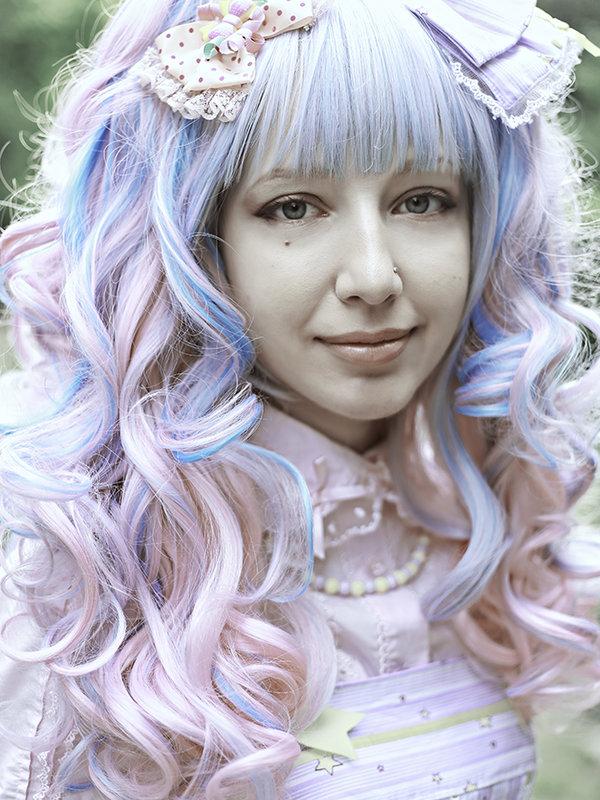 是Esma Meow以「Lolita fashion」为主题投稿的照片(2018/05/07)