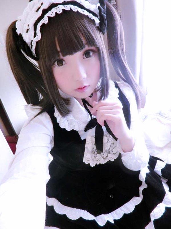 Neneko's 「Lolita」themed photo (2017/01/04)