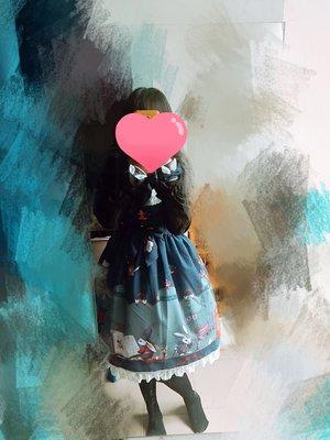 吃荤的兔子RTの「Lolita」をテーマにしたコーディネート(2018/05/07)