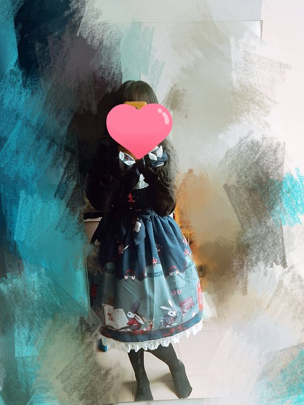 是吃荤的兔子RT以「Lolita」为主题投稿的照片(2018/05/07)