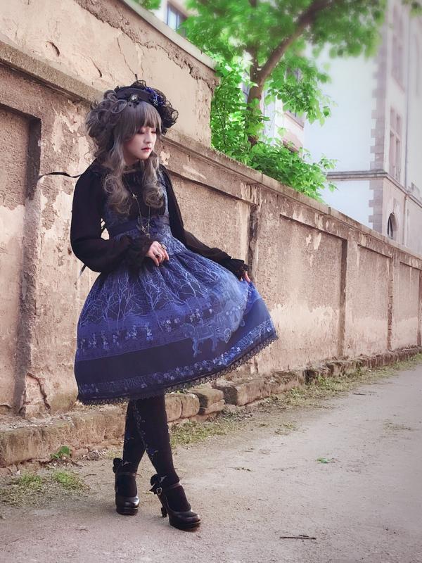 FANUxSIRIの「Lolita fashion」をテーマにしたコーディネート(2018/05/08)