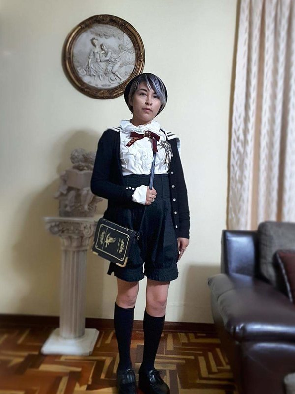 是JULI以「Lolita fashion」为主题投稿的照片(2018/05/08)
