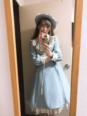 喝酒玩鸟笑醉狂's 「Lolita fashion」themed photo (2018/05/08)