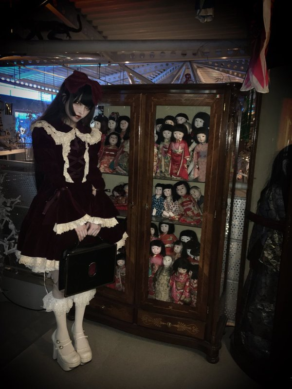 四月†DOLL's 「Lolita」themed photo (2018/05/11)