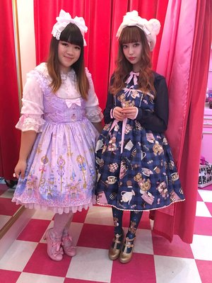 是Austine以「Angelic pretty」为主题投稿的照片(2017/01/05)