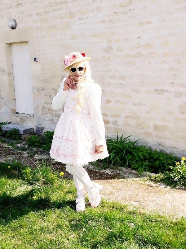 是Anaïsse以「Lolita fashion」为主题投稿的照片(2018/05/11)