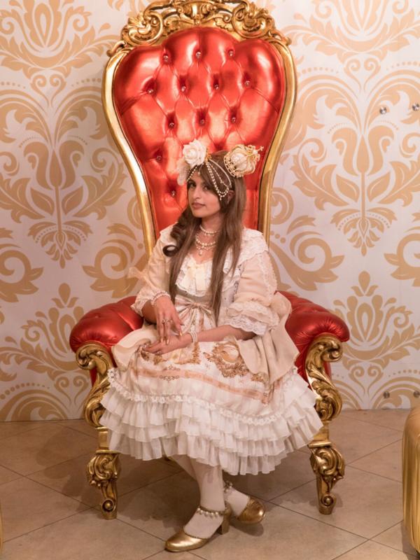 Eleanor Loireの「Lolita」をテーマにしたコーディネート(2018/05/12)