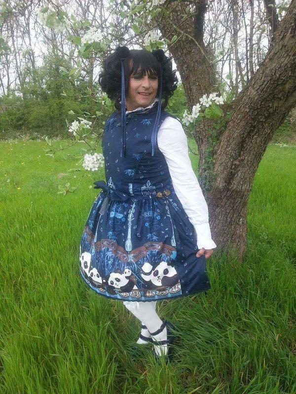 Anaïsseの「Lolita」をテーマにしたコーディネート(2018/05/12)
