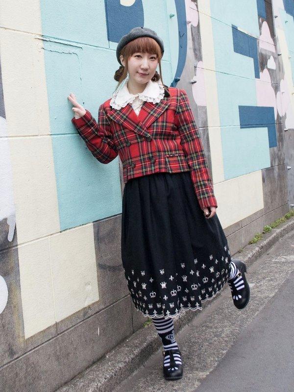 Riewo's 「Lolita fashion」themed photo (2018/05/14)
