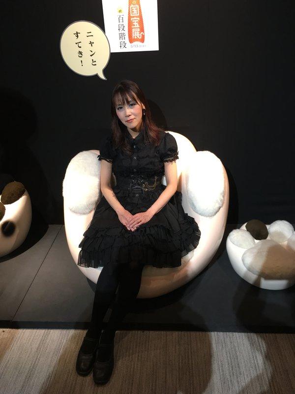 shironekoAYAKO's 「Gothic Lolita」themed photo (2018/05/14)