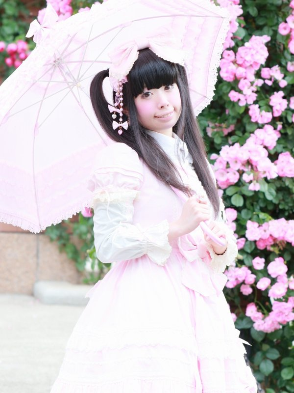モヨコ's 「Lolita」themed photo (2018/05/14)