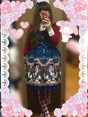 歌音(かのん)のコーディネート(2017/01/09)