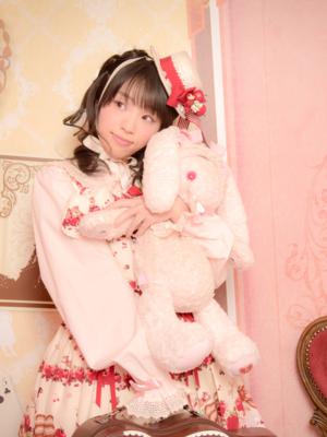 ぱぷの「Lolita」をテーマにしたコーディネート(2018/05/15)