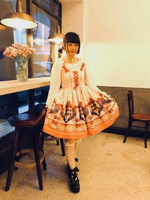 是Sayuki22881926以「Sweet lolita」为主题投稿的照片(2018/05/15)