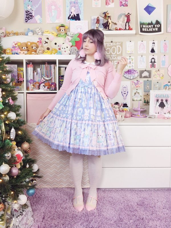 是bububun以「Angelic pretty」为主题投稿的照片(2017/01/10)