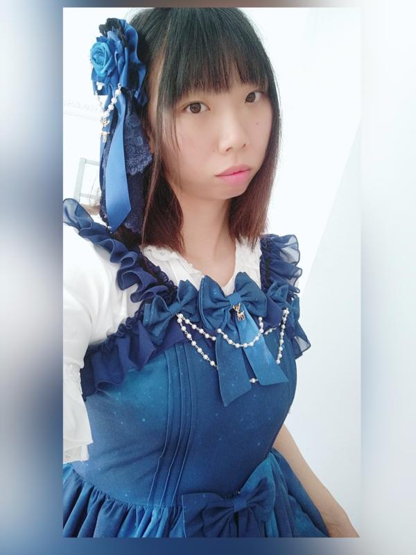 巨人阿雪の「Lolita」をテーマにしたコーディネート(2018/05/15)