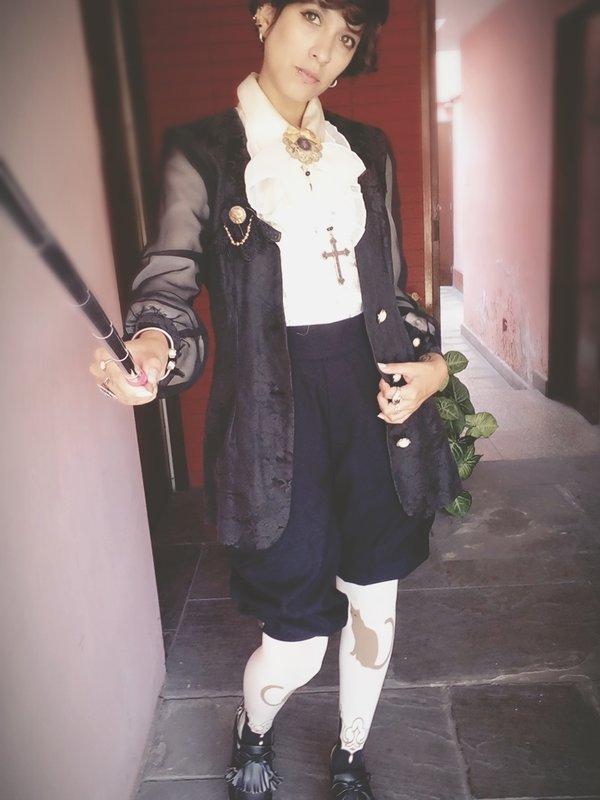 Maluの「Lolita fashion」をテーマにしたコーディネート(2018/05/16)
