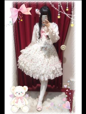 りんなの「Lolita」をテーマにしたコーディネート(2018/05/14)