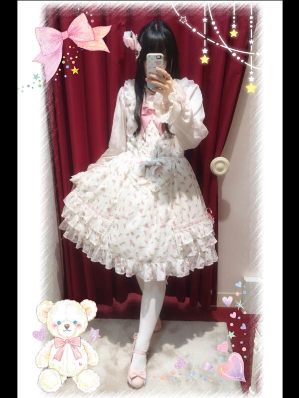 是りんな以「Lolita」为主题投稿的照片(2018/05/14)