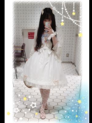りんなの「Lolita」をテーマにしたコーディネート(2018/05/19)