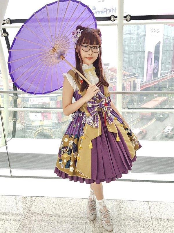 Riipin's 「Lolita fashion」themed photo (2018/05/20)