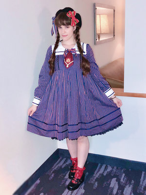 Kay DeAngelis's 「Lolita」themed photo (2018/05/20)