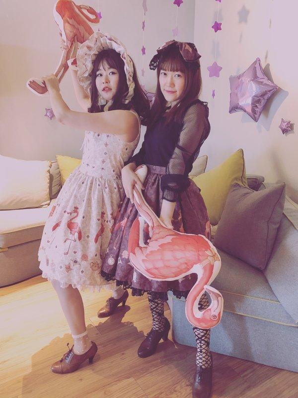 是Aricy Mist 艾莉鵝以「Lolita」为主题投稿的照片(2018/05/21)
