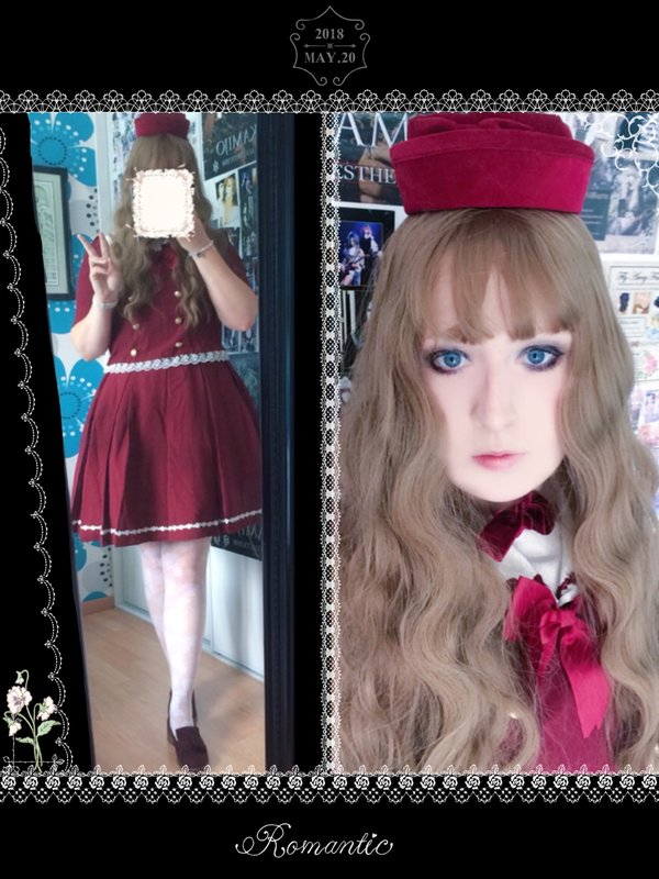 是Anna Maria以「Lolita」为主题投稿的照片(2018/05/22)