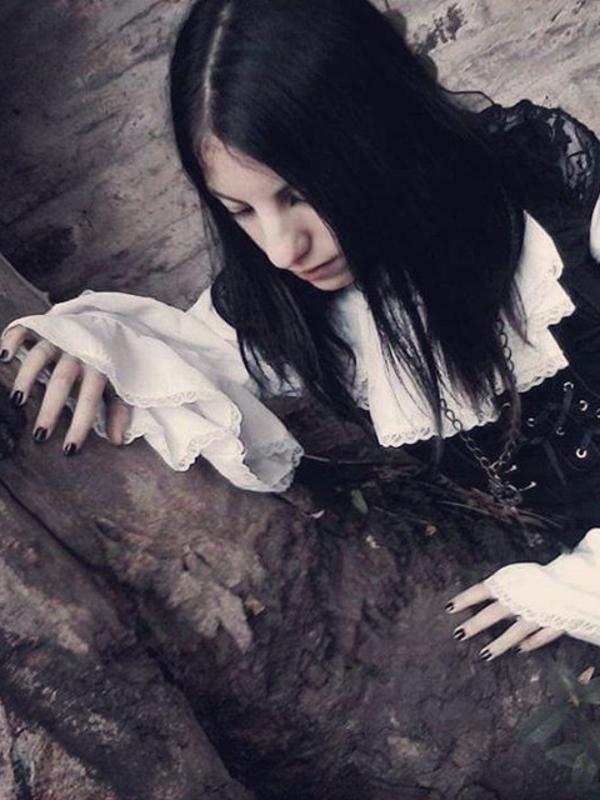 Frederick Lordの「Gothic Lolita」をテーマにしたコーディネート(2018/05/23)