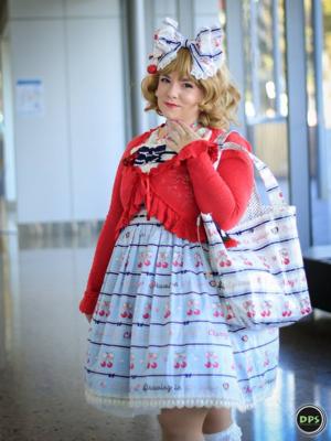 Miso Salty's 「Lolita」themed photo (2018/05/24)