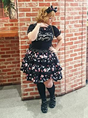 Miso Saltyの「Lolita」をテーマにしたコーディネート(2018/05/24)