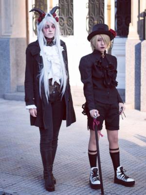 Frederick Lordの「Lolita fashion」をテーマにしたコーディネート(2018/05/24)