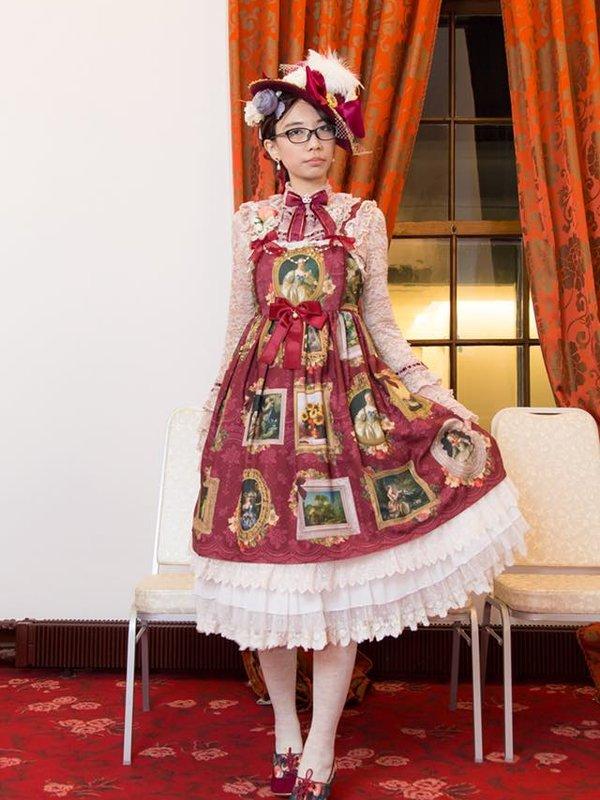 Xiao Yuの「Lolita」をテーマにしたコーディネート(2018/05/25)