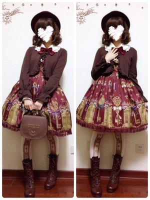 是Aoi以「Angelic pretty」为主题投稿的照片(2017/01/16)