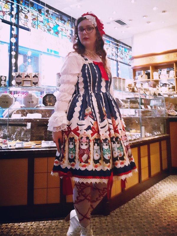 Cupcake Kamisamaの「Haenuli」をテーマにしたコーディネート(2017/01/16)