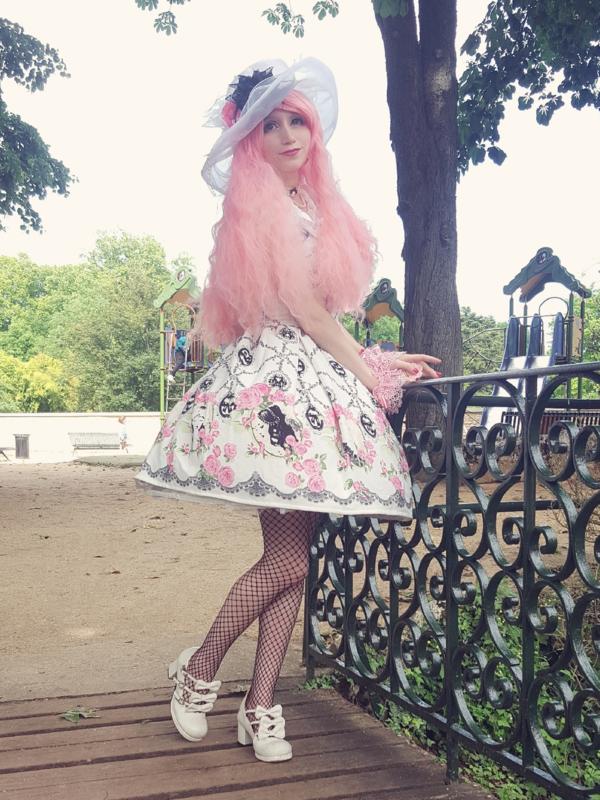 Mew Fairydoll's 「Lolita fashion」themed photo (2018/05/27)